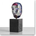 Kosta Boda Art Glass Bertil Vallien Oden Sculpture, Limited Edition
