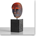 Kosta Boda Art Glass Bertil Vallien Tor Sculpture, Limited Edition
