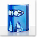 Kosta Boda Azur Stairs Limited Edition