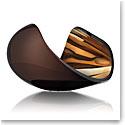 Kosta Boda Art Glass, Lena Bergstrom Planet Rubia, Limited Edition of 20 Pieces