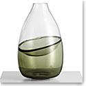 Kosta Boda Art Glass Mattias Stenberg Septum Vase Limited Edition of 300