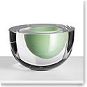Kosta Boda Art Glass Mattias Stenberg Solid Bowl Limited Edition of 60