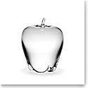 Steuben Apple Paperweight