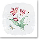 Lenox Butterfly Meadow Dinnerware Square Accent Plate
