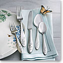 Lenox Butterfly Meadow Flatware 5Pc Set