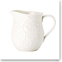 Lenox Opal Inn Carved Dinnerware Creamer