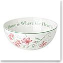 Lenox Butterfly Meadow Dinnerware Sentiment Bowl