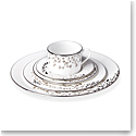 Kate Spade China by Lenox, Gardner Street Platinum, 5 Piece Place Setting