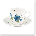 Lenox Butterfly Meadow Dinnerware Espresso Cup And Saucer
