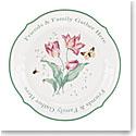 Lenox Butterfly Meadow Dinnerware Sentiment Platter