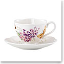 Lenox Butterfly Meadow Dinnerware Cup And Saucer