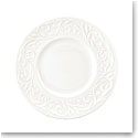 Lenox Opal Innocence Carved Dinnerware Dessert Plates Set Of Four