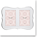 Kate Spade New York, Lenox Crown Point Double Invitation Frame