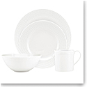 Kate Spade China by Lenox, Wickford 4 Piece Place Setting