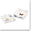Lenox Butterfly Meadow Dinnerware Napkin Box