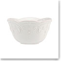 Lenox French Perle White Dinnerware Fruit Bowl