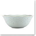 Lenox French Perle Blue Dinnerware Serving Bowl