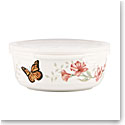 Lenox Butterfly Meadow Dinnerware Serving Store With Lid