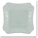 Lenox French Perle Blue Dinnerware Square Dinner Plate