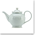 Lenox French Perle Blue Dinnerware Teapot