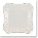 Lenox French Perle White Dinnerware Square Dinner Plate