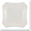 Lenox French Perle White Dinnerware Square Dinner Plate