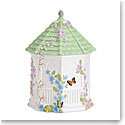 Lenox Butterfly Meadow Dinnerware Gazebo Cookie Jar