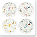 Lenox Butterfly Meadow Petite Dinnerware Dessert Place Setting Of Four