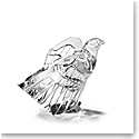 Steuben Pollard Eagle Sculpture