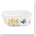 Lenox Butterfly Meadow Dinnerware Square Serving And Store