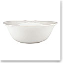 Lenox French Perle Bead White Dinnerware Serving Bowl