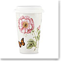 Lenox Butterfly Meadow Dinnerware Thermal Travel Mug