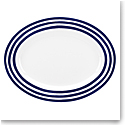 "Kate Spade China by Lenox, Charlotte St 16"" Oval Platter"