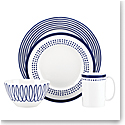Kate Spade China by Lenox, Charlotte St East 4 Piece Place Setting