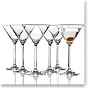 Lenox Tuscany Classics, Crystal Cocktail Crystal Martini, Set of 6