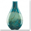 "Lenox Seaview 14"" Horizion Bottle Vase"
