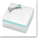 Lenox kate spade Vienna Lane Keepsake Box, Turquoise