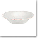 Lenox French Perle Bead White Dinnerware Pasta Bowl