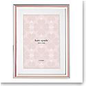 "Kate Spade New York, Lenox Rosy Glow Frame 5x7"""