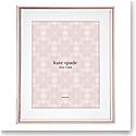"Kate Spade New York, Lenox Rosy Glow Frame 8X10"""