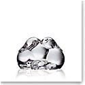 Steuben Puppy Love Hand Cooler