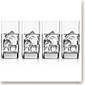 Lenox Tuscany Classics, Crystal Hiball, Set of 4