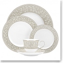 Lenox China Classics Opal Innocence Dune, 5 Piece Place Setting