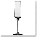 Schott Zwiesel Tritan Crystal, Pure Champagne Crystal Flute, Single