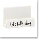 Lenox kate spade new york Daisy Place Desktop Business Card Holder