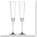 Kate Spade New York, Lenox Take The Cake Toasting Flute, Pair
