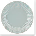 Lenox French Perle Groove Ice Blue Dinnerware Dessert Plate, Single