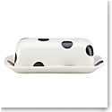 Kate Spade China by Lenox, Deco Dot Covered Butter