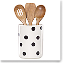 Kate Spade China by Lenox, Deco Dot Utensil Crock