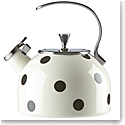 Kate Spade New York, Lenox Metal Scatter Dot Kettle